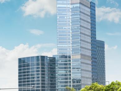 Climatização em prédios comerciais