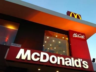 McDonalds usará energia solar em lanchonetes da rede