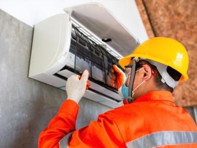 Manutenção do ar-condicionado comercial ganha mais relevância